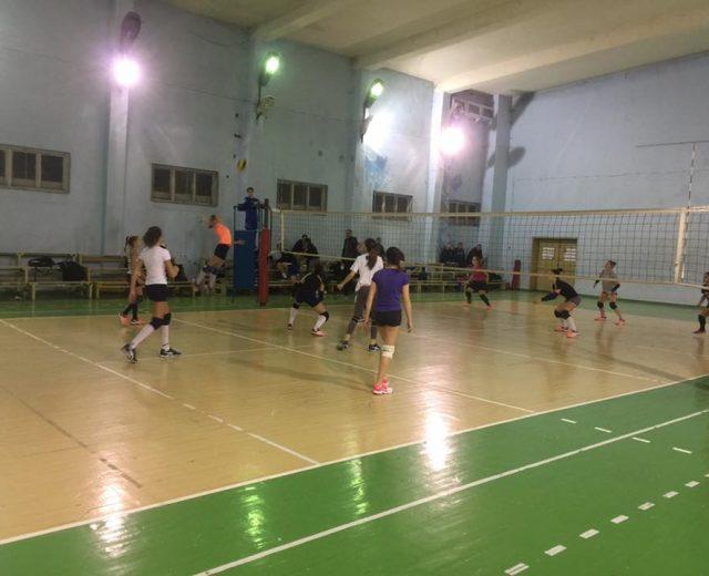 волейбол коледен турнир