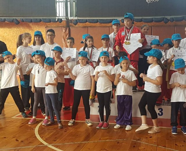 """Детски турнир по ушу"", посветен на Деня на детето, организира СК Калагия"