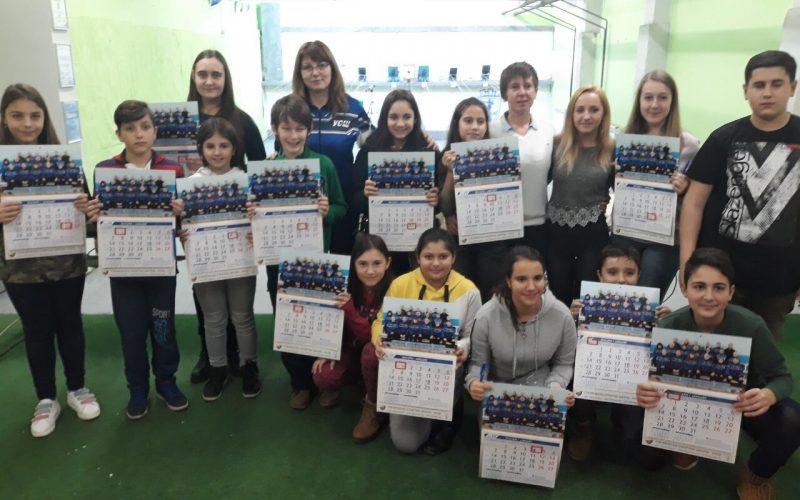 Коледен турнир по спортна стрелба събра децата на УСШ Русе