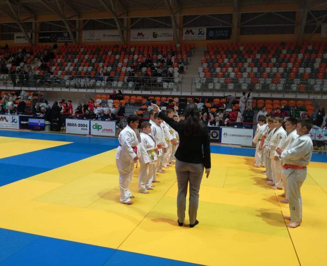 Достойно представяне на момчетата от УСШ на Държавното отборно първенство по джудо
