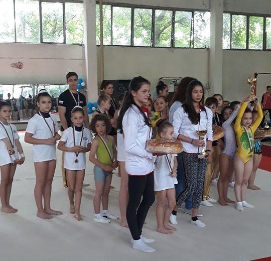 Регионален турнир по акробатика за купата на УСШ Русе