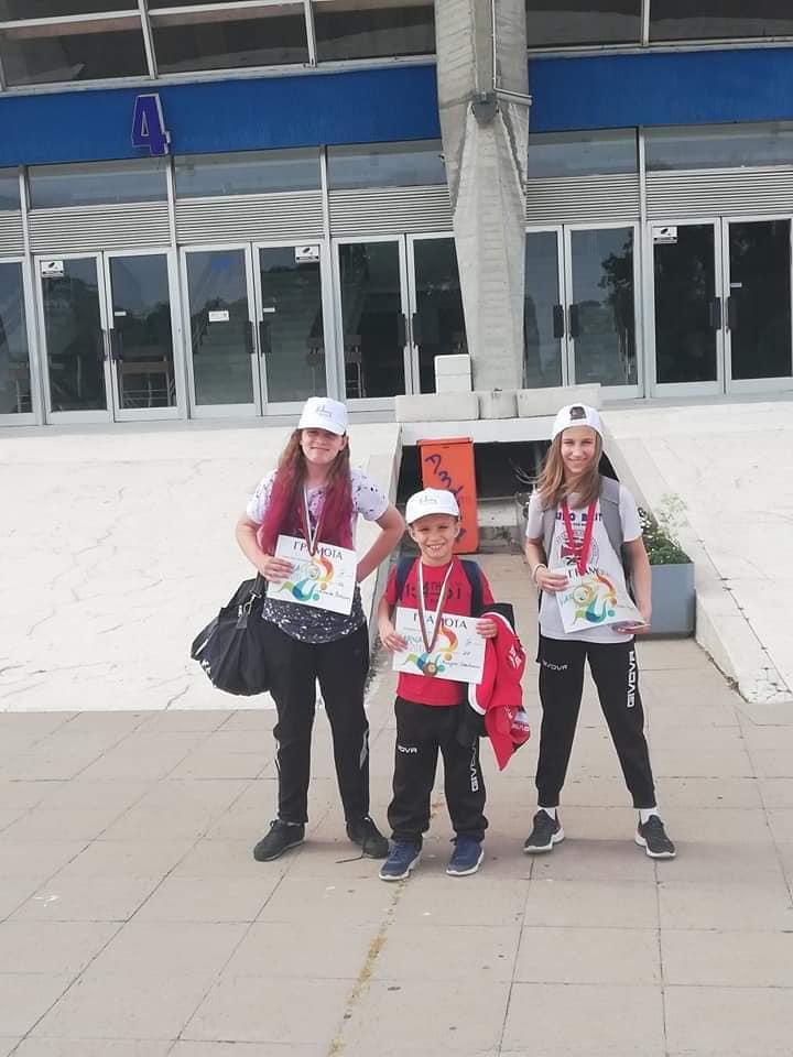 Джудистите от УСШ спечелиха 15 медала
