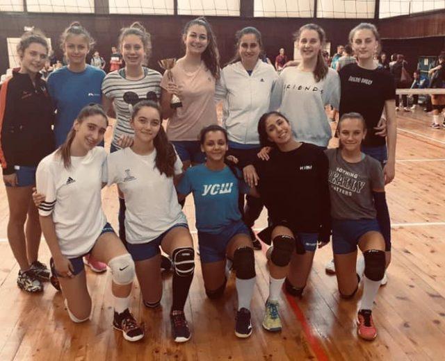 Две победи и една загуба за отбора на УСШ-Русе във Варна