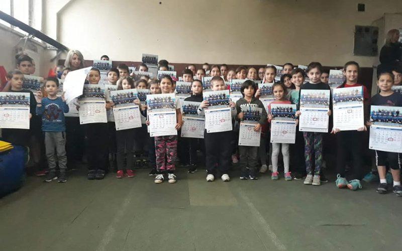 Коледен турнир по лека атлетика към Ученическа спортна школа Русе